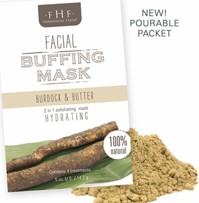 Picture of FHF Buffing Mask Burdock & Butter