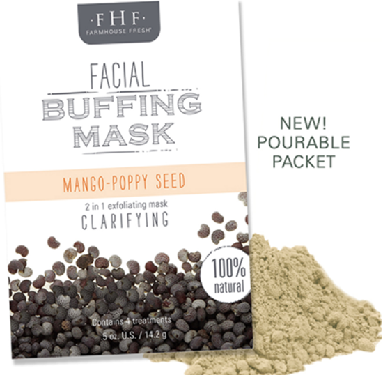 Picture of FHF Buffing Mask Mango Poppy