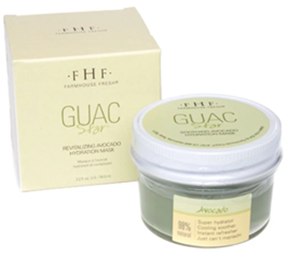 Picture of FHF Guac Star Rev Avo Hyd Mask