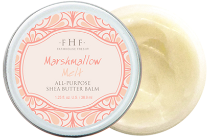 Picture of FHF Shea Butter Balm Marshmallow