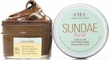 Picture of FHF Sundae Best Chocolate Soft Mask